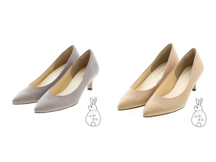 【Jelly Beans/ジェリービーンズ】のポインテッドパンプス ふわさら 【シューズ・靴】おすすめ!人気、トレンド・レディースファッションの通販  おすすめファッション通販アイテム レディースファッション・服の通販 founy(ファニー)  ファッション Fashion レディースファッション WOMEN おすすめ Recommend カッティング シューズ シンプル |ID:crp329100000027374