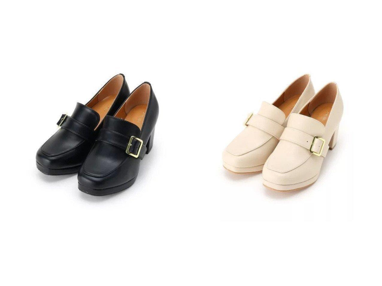 【SHOO LA RUE / DRESKIP/シューラルー ドレスキップ】のストームローファー 【シューズ・靴】おすすめ!人気、トレンド・レディースファッションの通販  | レディースファッション・服の通販 founy(ファニー)