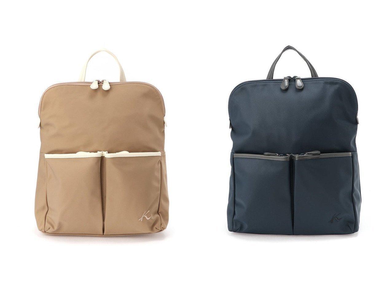 【Kitamura/キタムラ】のリュック Y-1005 【バッグ・鞄】おすすめ!人気、トレンド・レディースファッションの通販    レディースファッション・服の通販 founy(ファニー)
