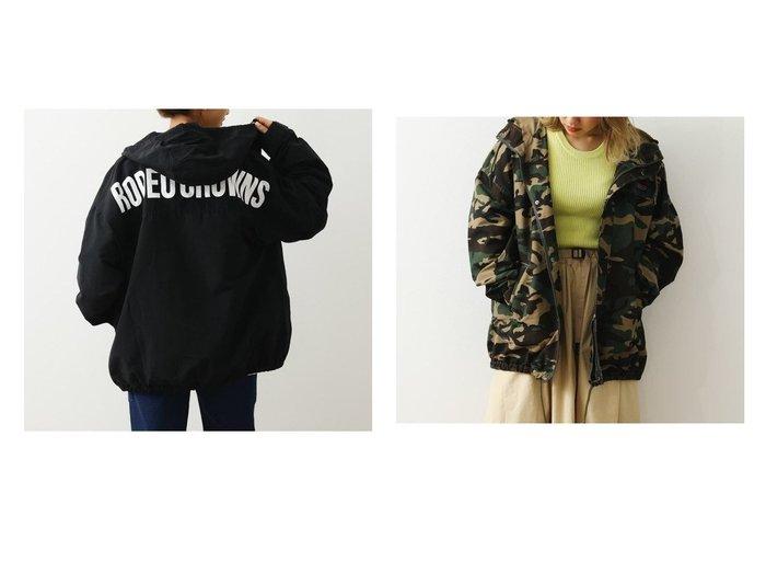 【RODEO CROWNS WIDE BOWL/ロデオクラウンズワイドボウル】のAdventure ジャケット 【アウター】おすすめ!人気、トレンド・レディースファッションの通販  おすすめファッション通販アイテム レディースファッション・服の通販 founy(ファニー) ファッション Fashion レディースファッション WOMEN アウター Coat Outerwear コート Coats ジャケット Jackets ショルダー ジャケット ドロップ |ID:crp329100000027477
