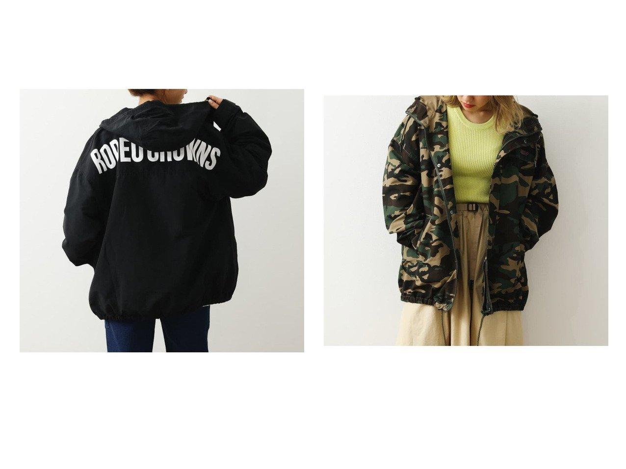 【RODEO CROWNS WIDE BOWL/ロデオクラウンズワイドボウル】のAdventure ジャケット 【アウター】おすすめ!人気、トレンド・レディースファッションの通販    レディースファッション・服の通販 founy(ファニー)