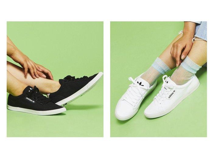【adidas Originals/アディダス オリジナルス】のアディダス スリーク ロー adidas Sleek Lo アディダスオリジナルス 【シューズ・靴】おすすめ!人気、トレンド・レディースファッションの通販 おすすめファッション通販アイテム レディースファッション・服の通販 founy(ファニー)  ファッション Fashion レディースファッション WOMEN シューズ スニーカー スリッポン フォルム リラックス |ID:crp329100000027597