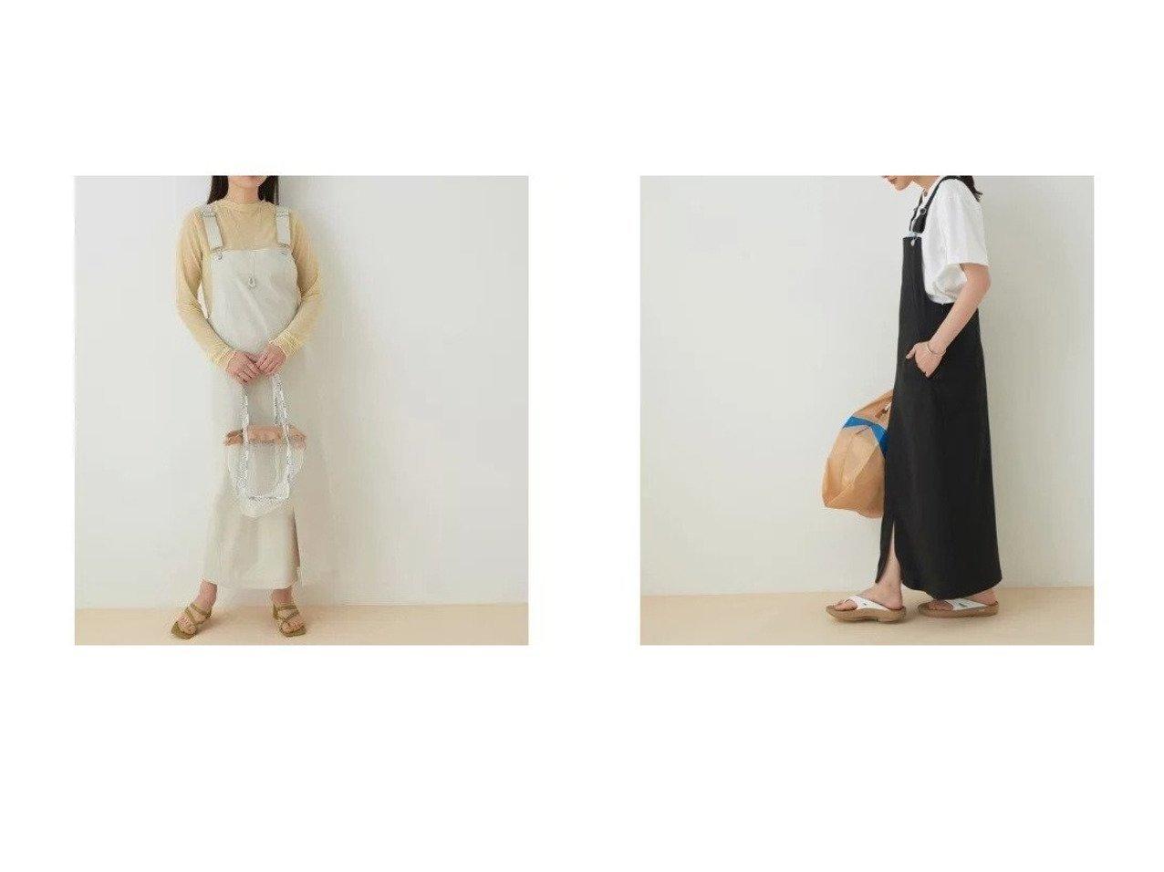 【ADAM ET ROPE'/アダム エ ロペ】の【WEB限定】ジャンパースカート 【スカート】おすすめ!人気、トレンド・レディースファッションの通販 おすすめで人気の流行・トレンド、ファッションの通販商品 メンズファッション・キッズファッション・インテリア・家具・レディースファッション・服の通販 founy(ファニー) https://founy.com/ ファッション Fashion レディースファッション WOMEN スカート Skirt 春 Spring カッティング サンダル シューズ スニーカー スリット 定番 Standard フラット フロント ポケット メランジ ワンポイント 2021年 2021 S/S・春夏 SS・Spring/Summer 2021春夏・S/S SS/Spring/Summer/2021 おすすめ Recommend |ID:crp329100000027839