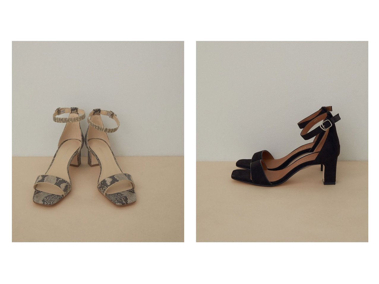【ADAM ET ROPE'/アダム エ ロペ】のアンクルストラップサンダル 【シューズ・靴】おすすめ!人気、トレンド・レディースファッションの通販 おすすめで人気の流行・トレンド、ファッションの通販商品 メンズファッション・キッズファッション・インテリア・家具・レディースファッション・服の通販 founy(ファニー) https://founy.com/ ファッション Fashion レディースファッション WOMEN 春 Spring 今季 サンダル シューズ シンプル デニム 人気 パイソン フィット ミュール ワイド 2021年 2021 S/S・春夏 SS・Spring/Summer 2021春夏・S/S SS/Spring/Summer/2021 おすすめ Recommend |ID:crp329100000027852