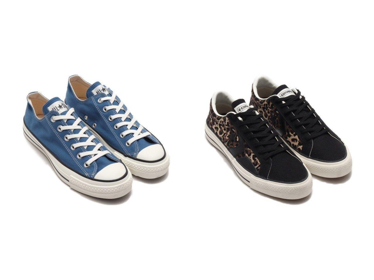 【CONVERSE/コンバース】のCONVERSE PRORIDE SK PT OX&CONVERSE CANVAS ALL STAR J OX 【シューズ・靴】おすすめ!人気、トレンド・レディースファッションの通販 おすすめで人気の流行・トレンド、ファッションの通販商品 メンズファッション・キッズファッション・インテリア・家具・レディースファッション・服の通販 founy(ファニー) https://founy.com/ ファッション Fashion レディースファッション WOMEN NEW・新作・新着・新入荷 New Arrivals キャンバス クール コンビ シューズ スタンダード スニーカー スリッポン 人気 S/S・春夏 SS・Spring/Summer 日本製 Made in Japan 春 Spring |ID:crp329100000027853