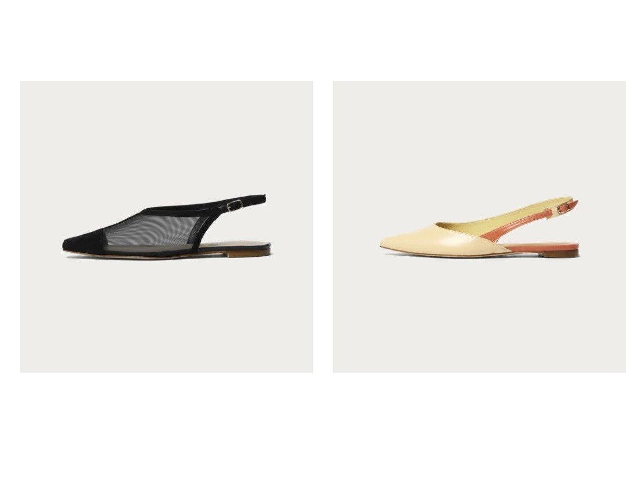 【Odette e Odile/オデット エ オディール】のOID スクエアチュールバックべルト FLT10↓↑&OFD サイドアクセントバックベルト FLT10↑ 【シューズ・靴】おすすめ!人気、トレンド・レディースファッションの通販 おすすめで人気の流行・トレンド、ファッションの通販商品 メンズファッション・キッズファッション・インテリア・家具・レディースファッション・服の通販 founy(ファニー) https://founy.com/ ファッション Fashion レディースファッション WOMEN バッグ Bag ベルト Belts シアー シューズ チュール フラット 春 Spring シンプル ラップ |ID:crp329100000027859