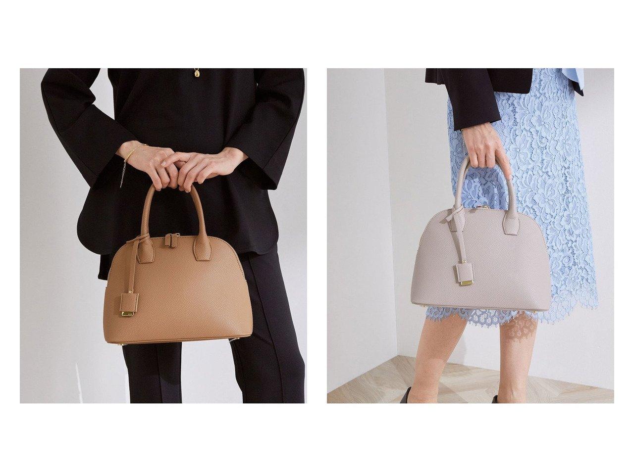 【ROPE'/ロペ】の【セレモニー】シュリンクミドルトート(A4サイズトート付き) 【バッグ・鞄】おすすめ!人気、トレンド・レディースファッションの通販 おすすめで人気の流行・トレンド、ファッションの通販商品 メンズファッション・キッズファッション・インテリア・家具・レディースファッション・服の通販 founy(ファニー) https://founy.com/ ファッション Fashion レディースファッション WOMEN バッグ Bag ショルダー ポケット ラウンド 再入荷 Restock/Back in Stock/Re Arrival |ID:crp329100000027865