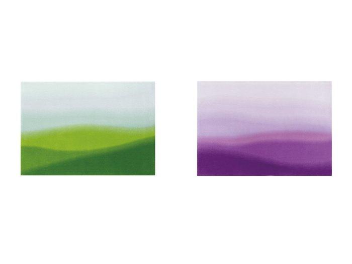 【Yamagata Dantsu/山形緞通】のCONTEMPORARY LINE - KEI SERIES - 現代ライン - 景シリーズ - みなづき&CONTEMPORARY LINE - KEI SERIES - 現代ライン - 景シリーズ - はづき  【FURNITURE】Made in Japan 日本製 おすすめ!人気、インテリア・家具の通販 おすすめファッション通販アイテム インテリア・キッズ・メンズ・レディースファッション・服の通販 founy(ファニー) https://founy.com/ 送料無料 Free Shipping グラデーション  ID:crp329100000028195