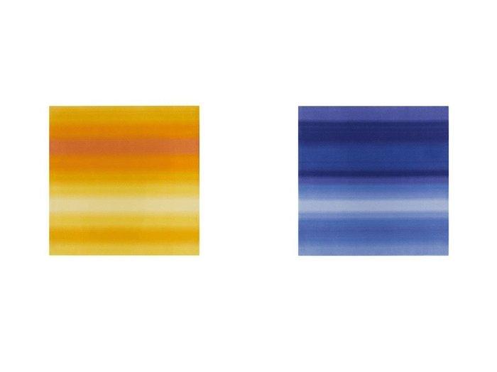 【Yamagata Dantsu/山形緞通】のCONTEMPORARY LINE - SORA SERIES - 現代ライン - 空シリーズ - うららか 255 × 255cm&CONTEMPORARY LINE - SORA SERIES - 現代ライン - 空シリーズ - しぐれ 255 × 255cm  【FURNITURE】Made in Japan 日本製 おすすめ!人気、インテリア・家具の通販 おすすめファッション通販アイテム インテリア・キッズ・メンズ・レディースファッション・服の通販 founy(ファニー) https://founy.com/ グラデーション 冬 Winter  ID:crp329100000028211
