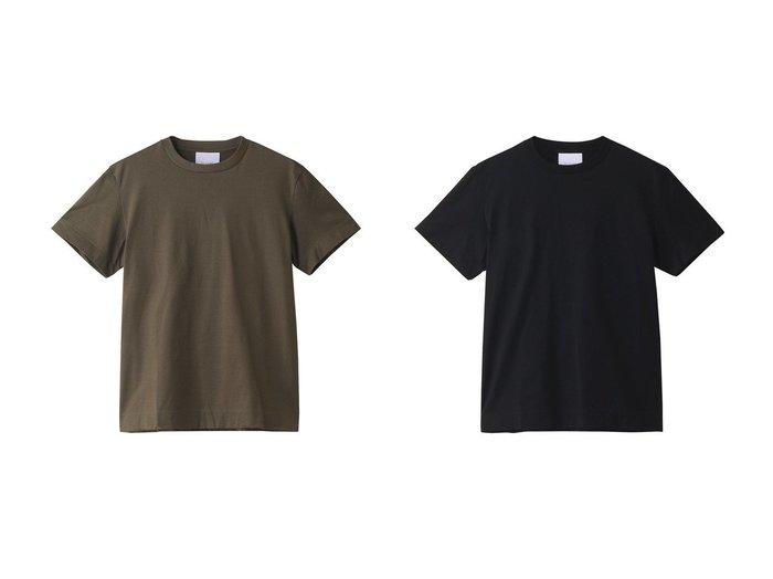 【SLOANE/スローン】の2 コットン天竺UV Tシャツ 【トップス・カットソー】おすすめ!人気、トレンド・レディースファッションの通販  おすすめファッション通販アイテム レディースファッション・服の通販 founy(ファニー) ファッション Fashion レディースファッション WOMEN トップス・カットソー Tops/Tshirt シャツ/ブラウス Shirts/Blouses ロング / Tシャツ T-Shirts カットソー Cut and Sewn 2021年 2021 2021春夏・S/S SS/Spring/Summer/2021 S/S・春夏 SS・Spring/Summer ショート シンプル スリーブ 定番 Standard 春 Spring |ID:crp329100000028289