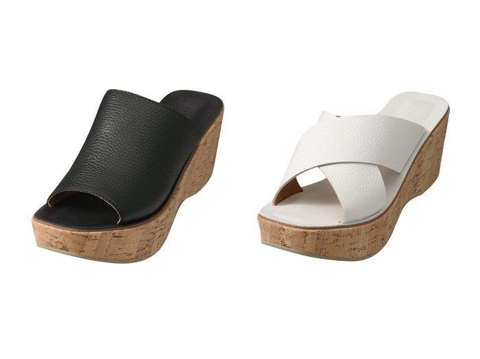 【FABIO RUSCONI/ファビオ ルスコーニ】のクロスベルトコルクソールサンダル&コルクソールミュール 【シューズ・靴】おすすめ!人気、トレンド・レディースファッションの通販 おすすめファッション通販アイテム インテリア・キッズ・メンズ・レディースファッション・服の通販 founy(ファニー) https://founy.com/ ファッション Fashion レディースファッション WOMEN ベルト Belts 2021年 2021 2021春夏・S/S SS/Spring/Summer/2021 S/S・春夏 SS・Spring/Summer コルク サンダル ミュール 厚底 春 Spring |ID:crp329100000028382