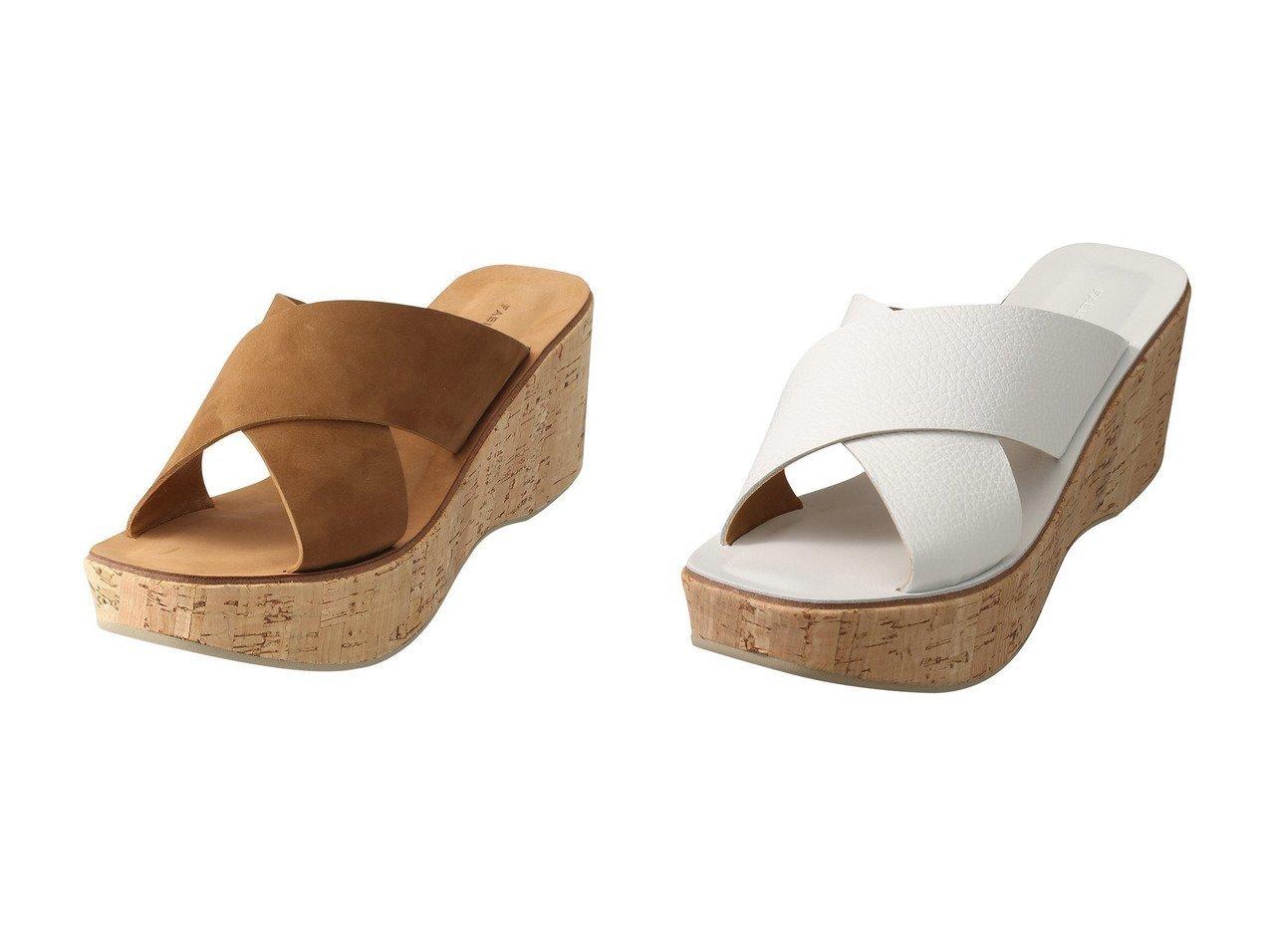 【FABIO RUSCONI/ファビオ ルスコーニ】のスエードクロスベルトコルクソールサンダル&クロスベルトコルクソールサンダル 【シューズ・靴】おすすめ!人気、トレンド・レディースファッションの通販 おすすめで人気の流行・トレンド、ファッションの通販商品 メンズファッション・キッズファッション・インテリア・家具・レディースファッション・服の通販 founy(ファニー) https://founy.com/ ファッション Fashion レディースファッション WOMEN ベルト Belts 2021年 2021 2021春夏・S/S SS/Spring/Summer/2021 S/S・春夏 SS・Spring/Summer サンダル 再入荷 Restock/Back in Stock/Re Arrival 春 Spring  ID:crp329100000028383