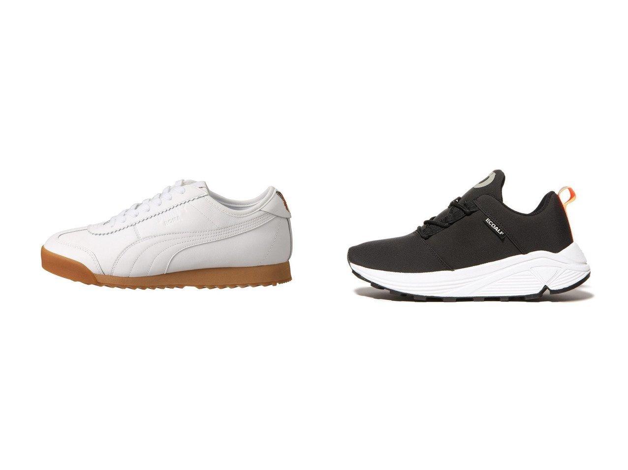 【ECOALF/エコアルフ】のPATRI スニーカー PATRI SNEAKERS WOMAN&【PUMA/プーマ】の【UNISEX】【PUMA x MAISON KITSUNE】スニーカー 【シューズ・靴】おすすめ!人気、トレンド・レディースファッションの通販 おすすめで人気の流行・トレンド、ファッションの通販商品 メンズファッション・キッズファッション・インテリア・家具・レディースファッション・服の通販 founy(ファニー) https://founy.com/ ファッション Fashion レディースファッション WOMEN UNISEX スニーカー アウトドア イタリア クッション 軽量 モダン ラバー 再入荷 Restock/Back in Stock/Re Arrival  ID:crp329100000028385