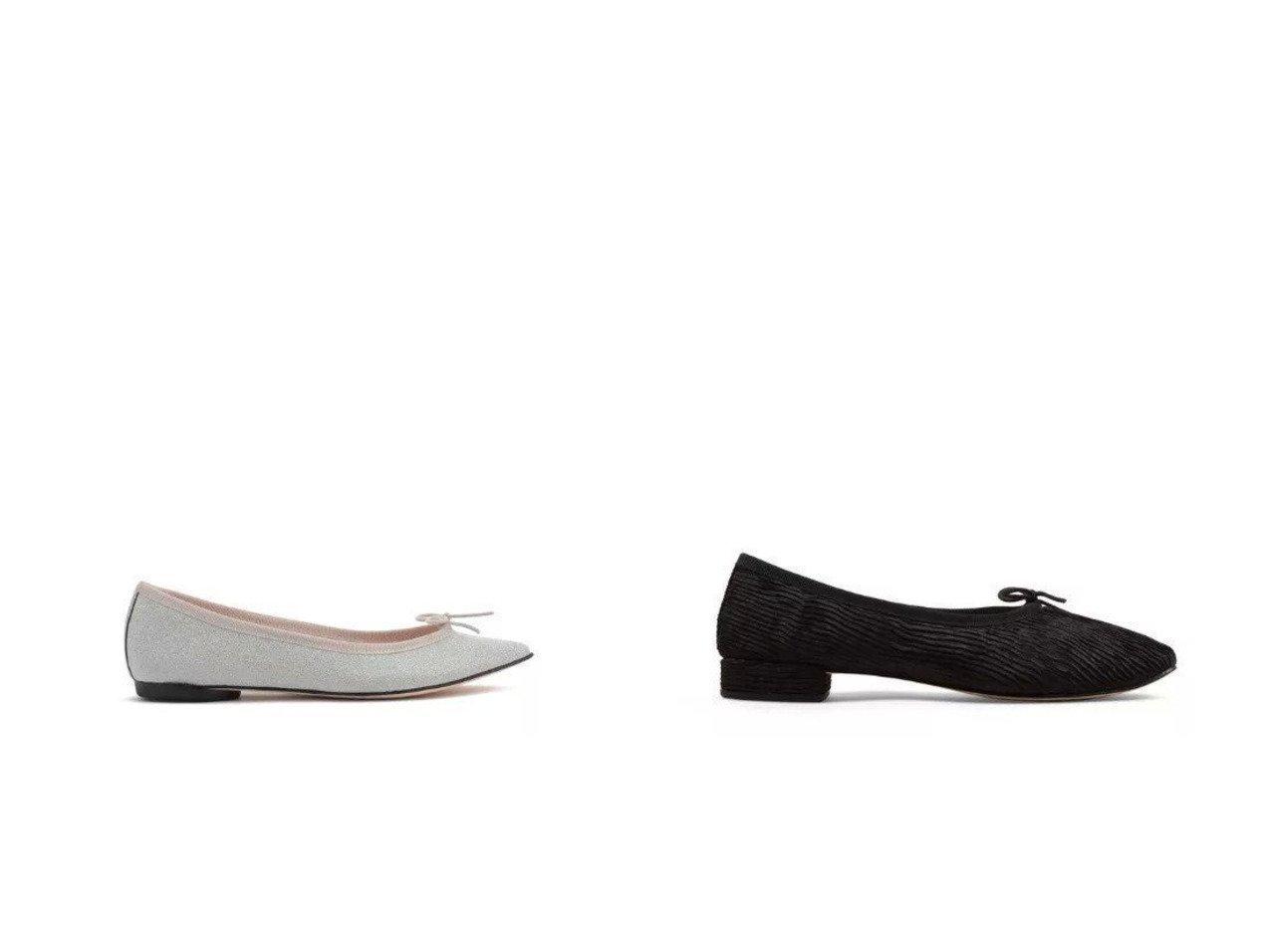 【repetto/レペット】のDanse Ballerinas&Brigitte Ballerinas 【シューズ・靴】おすすめ!人気、トレンド・レディースファッションの通販 おすすめで人気の流行・トレンド、ファッションの通販商品 メンズファッション・キッズファッション・インテリア・家具・レディースファッション・服の通販 founy(ファニー) https://founy.com/ ファッション Fashion レディースファッション WOMEN グリッター シューズ バレエ フィット フォルム フラット ワンポイント エレガント プリーツ リボン レース |ID:crp329100000028386