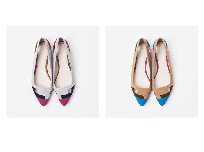 【Au BANNISTER/オゥ バニスター】のカットワークフラットパンプス 【シューズ・靴】おすすめ!人気、トレンド・レディースファッションの通販 おすすめファッション通販アイテム レディースファッション・服の通販 founy(ファニー) ファッション Fashion レディースファッション WOMEN シューズ フラット ブロック 定番 Standard |ID:crp329100000028394