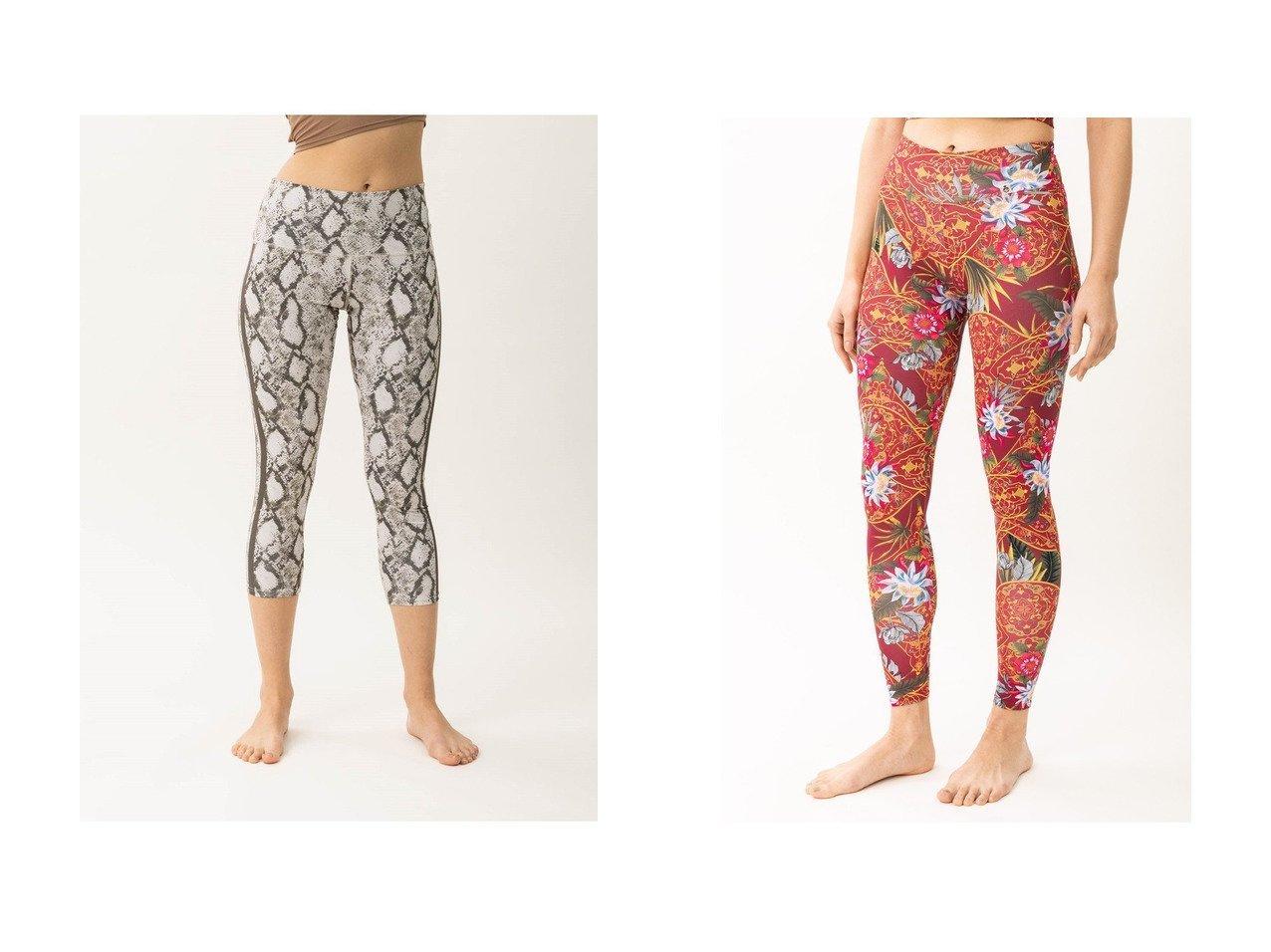 【Women's Health/ウィメンズヘルス】の【Linda Works】ヨガレギンス&【Style Boat Market】パイソン柄レギンス スポーツ・ヨガウェア、運動・ダイエットグッズなどのおすすめ!人気ファッション通販 おすすめで人気の流行・トレンド、ファッションの通販商品 メンズファッション・キッズファッション・インテリア・家具・レディースファッション・服の通販 founy(ファニー) https://founy.com/ ファッション Fashion レディースファッション WOMEN パンツ Pants レギンス Leggings スポーツ トレンド パイソン ヨガ レギンス 定番 Standard エスニック ファブリック フィット プリント モチーフ 今季 |ID:crp329100000028413