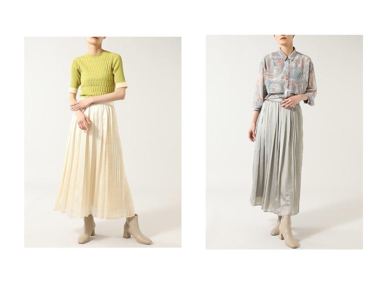 【ROSE BUD/ローズバッド】のアシメトリープリーツスカート 【スカート】おすすめ!人気、トレンド・レディースファッションの通販 おすすめで人気の流行・トレンド、ファッションの通販商品 メンズファッション・キッズファッション・インテリア・家具・レディースファッション・服の通販 founy(ファニー) https://founy.com/ ファッション Fashion レディースファッション WOMEN スカート Skirt プリーツスカート Pleated Skirts ロングスカート Long Skirt 2021年 2021 2021春夏・S/S SS/Spring/Summer/2021 S/S・春夏 SS・Spring/Summer プリーツ ロング 春 Spring |ID:crp329100000028438