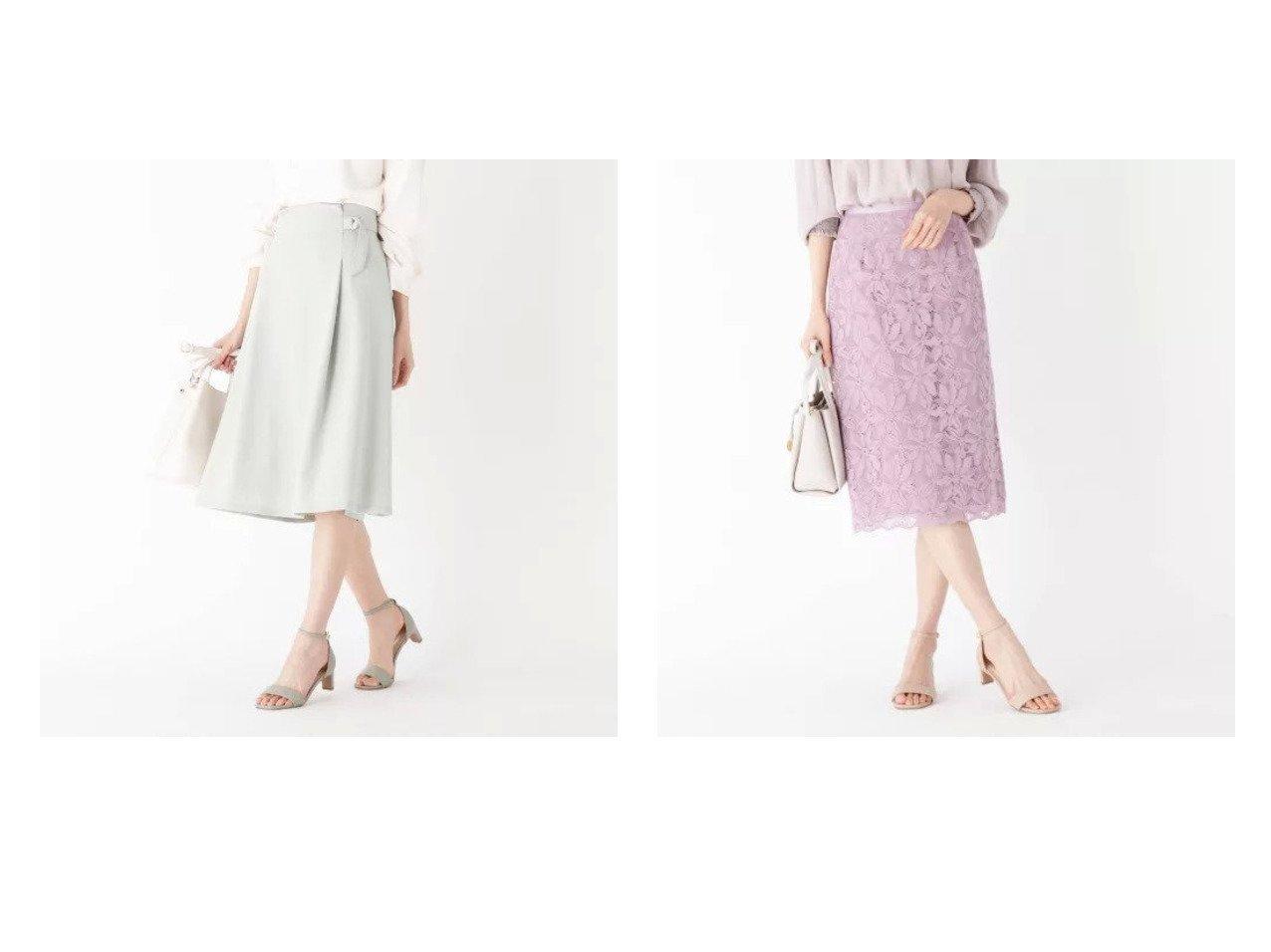 【INDEX/インデックス】の【WEB限定サイズ】カットジョーゼットラップ風フレアスカート&【WEB限定サイズ】エンブロイダリーレースタイトスカート 【スカート】おすすめ!人気、トレンド・レディースファッションの通販 おすすめで人気の流行・トレンド、ファッションの通販商品 メンズファッション・キッズファッション・インテリア・家具・レディースファッション・服の通販 founy(ファニー) https://founy.com/ ファッション Fashion レディースファッション WOMEN スカート Skirt Aライン/フレアスカート Flared A-Line Skirts ジャージ ジョーゼット スキッパー ストレッチ セットアップ フレア ポケット ラップ エレガント シンプル ジャケット タイトスカート レース |ID:crp329100000028450