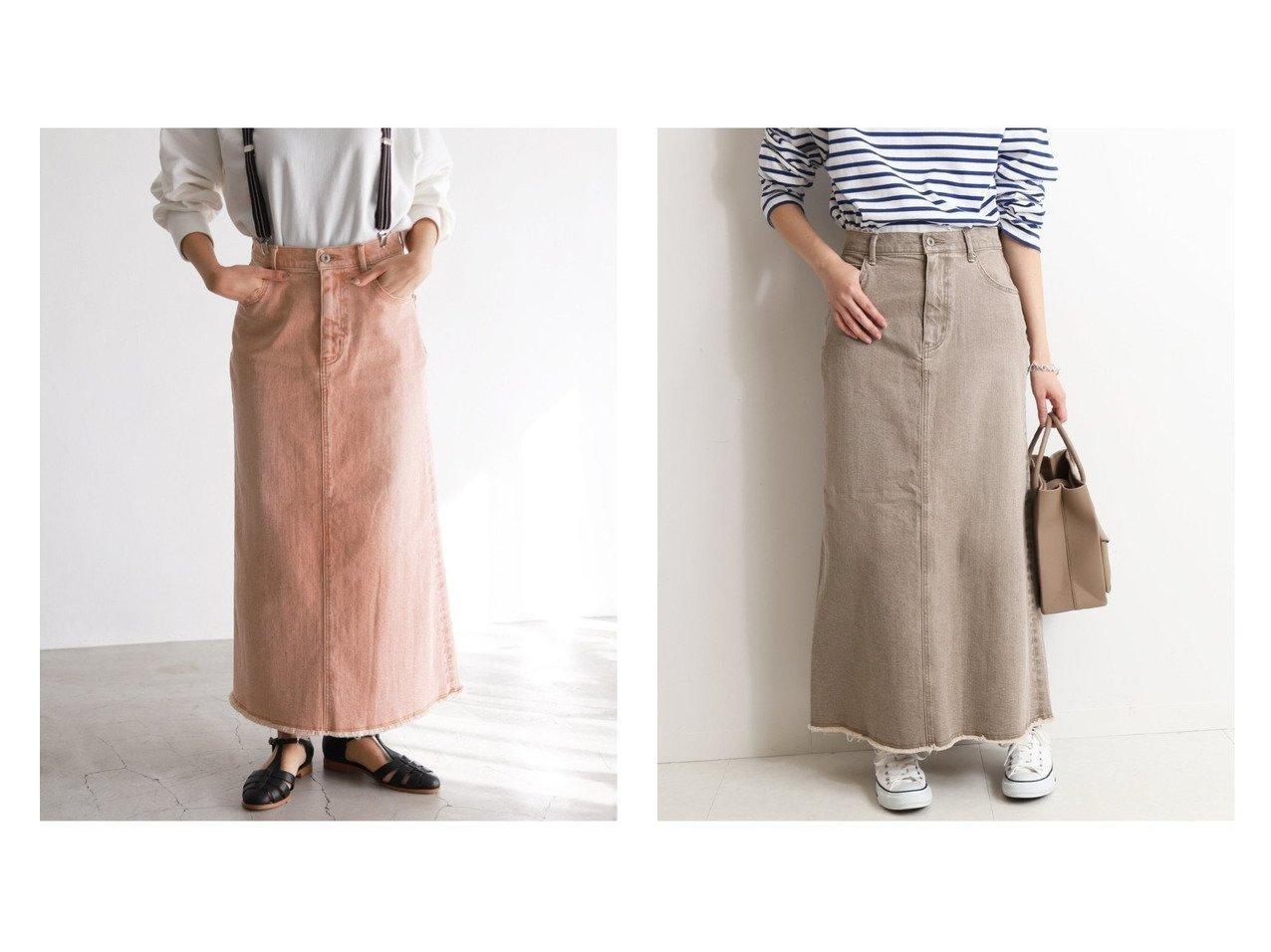 【SLOBE IENA/スローブ イエナ】のLE DENIM×MARITAS カラーマーメイドスカート 【スカート】おすすめ!人気、トレンド・レディースファッションの通販 おすすめで人気の流行・トレンド、ファッションの通販商品 メンズファッション・キッズファッション・インテリア・家具・レディースファッション・服の通販 founy(ファニー) https://founy.com/ ファッション Fashion レディースファッション WOMEN スカート Skirt デニムスカート Denim Skirts NEW・新作・新着・新入荷 New Arrivals 2021年 2021 2021春夏・S/S SS/Spring/Summer/2021 S/S・春夏 SS・Spring/Summer デニム |ID:crp329100000028453