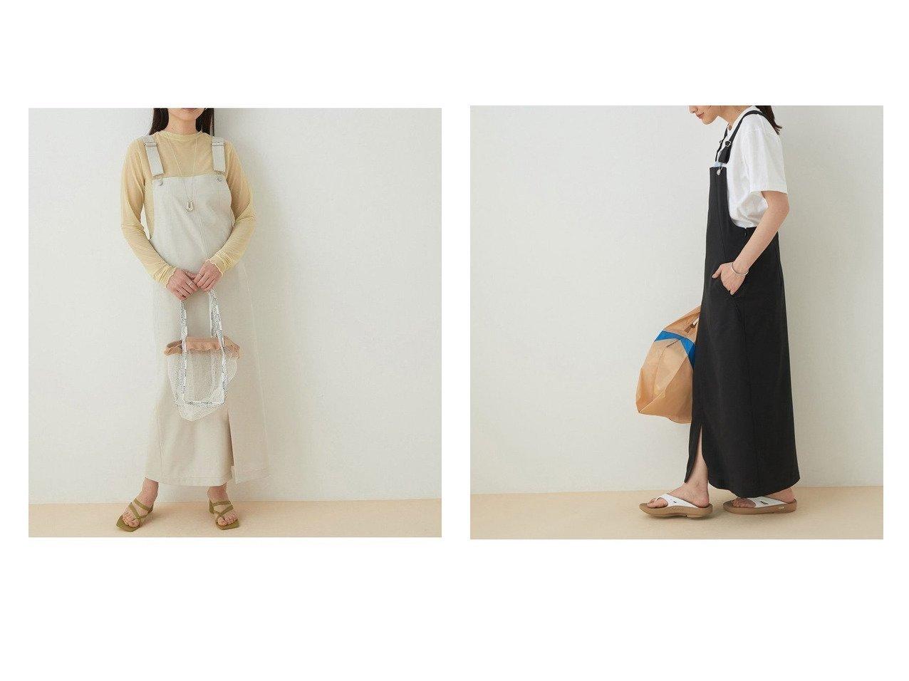 【ADAM ET ROPE'/アダム エ ロペ】の【WEB限定】ジャンパースカート 【スカート】おすすめ!人気、トレンド・レディースファッションの通販 おすすめで人気の流行・トレンド、ファッションの通販商品 メンズファッション・キッズファッション・インテリア・家具・レディースファッション・服の通販 founy(ファニー) https://founy.com/ ファッション Fashion レディースファッション WOMEN スカート Skirt 春 Spring カッティング サンダル シューズ スニーカー スリット 定番 Standard フラット フロント ポケット メランジ ワンポイント 2021年 2021 S/S・春夏 SS・Spring/Summer 2021春夏・S/S SS/Spring/Summer/2021 NEW・新作・新着・新入荷 New Arrivals おすすめ Recommend |ID:crp329100000028457