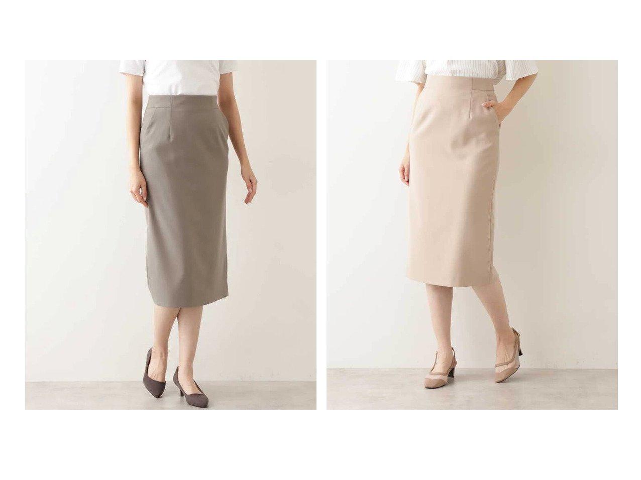 【NATURAL BEAUTY BASIC/ナチュラル ビューティー ベーシック】のストレッチツイルナロースカート 【スカート】おすすめ!人気、トレンド・レディースファッションの通販 おすすめで人気の流行・トレンド、ファッションの通販商品 メンズファッション・キッズファッション・インテリア・家具・レディースファッション・服の通販 founy(ファニー) https://founy.com/ ファッション Fashion レディースファッション WOMEN スカート Skirt シンプル ストレッチ |ID:crp329100000028462