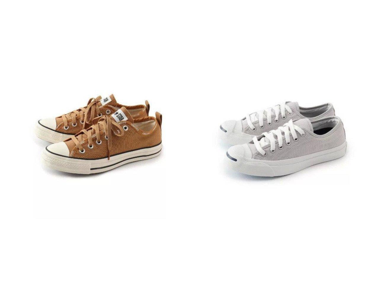 【UNTITLED/アンタイトル】のCONVERSE ALL STAR LOGO-BD SLIP OX&【Dessin/デッサン】のCONVERSE JACK PURCELL 1R193 【シューズ・靴】おすすめ!人気、トレンド・レディースファッションの通販 おすすめで人気の流行・トレンド、ファッションの通販商品 メンズファッション・キッズファッション・インテリア・家具・レディースファッション・服の通販 founy(ファニー) https://founy.com/ ファッション Fashion レディースファッション WOMEN シューズ シンプル スニーカー スリッポン レース インソール スタイリッシュ フラット |ID:crp329100000028467