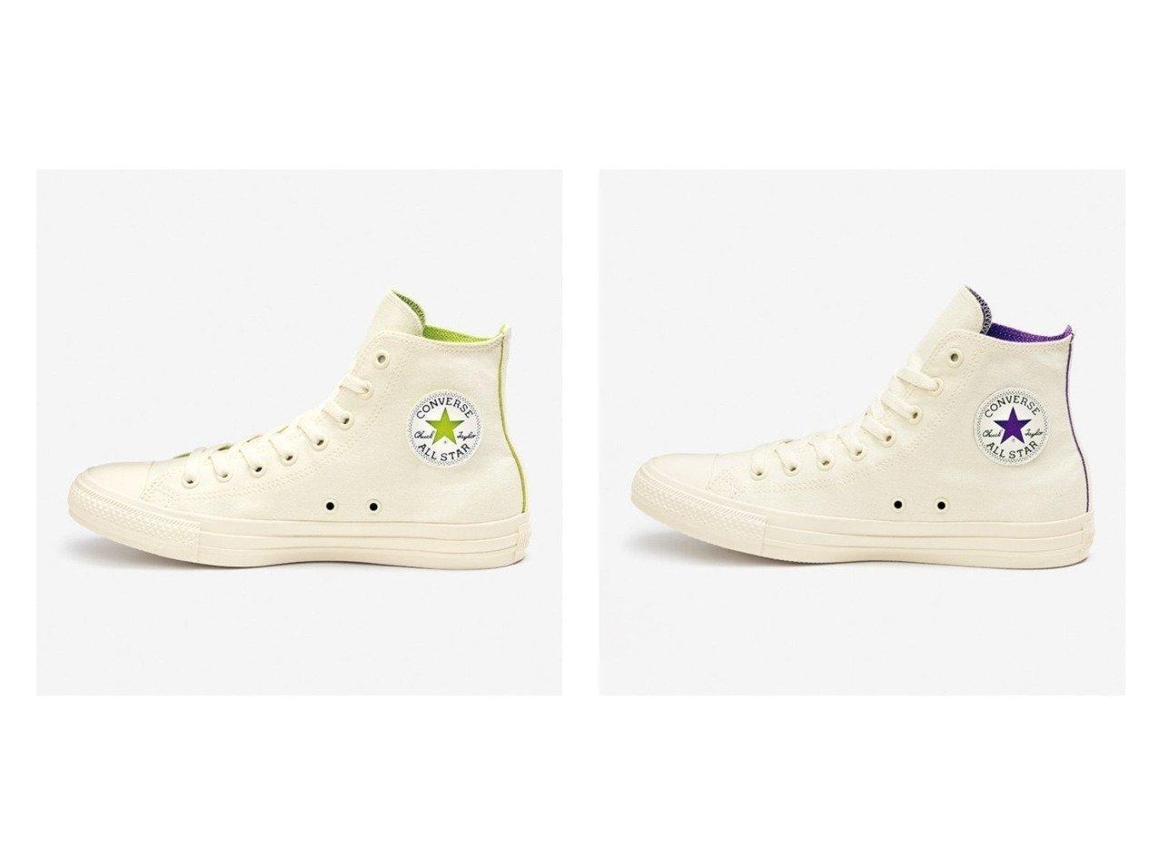 【CONVERSE/コンバース】のALL STAR COSMOINWHITE HI 【シューズ・靴】おすすめ!人気、トレンド・レディースファッションの通販 おすすめで人気の流行・トレンド、ファッションの通販商品 メンズファッション・キッズファッション・インテリア・家具・レディースファッション・服の通販 founy(ファニー) https://founy.com/ ファッション Fashion レディースファッション WOMEN NEW・新作・新着・新入荷 New Arrivals アンクル インソール シューズ シンプル スニーカー スリッポン パッチ パープル ビビッド ライニング |ID:crp329100000028469