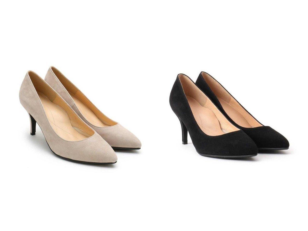 【UNTITLED/アンタイトル】の【抗菌防臭】ドレッサーパンプス(7.5cmヒール) 【シューズ・靴】おすすめ!人気、トレンド・レディースファッションの通販 おすすめで人気の流行・トレンド、ファッションの通販商品 メンズファッション・キッズファッション・インテリア・家具・レディースファッション・服の通販 founy(ファニー) https://founy.com/ ファッション Fashion レディースファッション WOMEN アーモンドトゥ 抗菌 シューズ リアル |ID:crp329100000028470