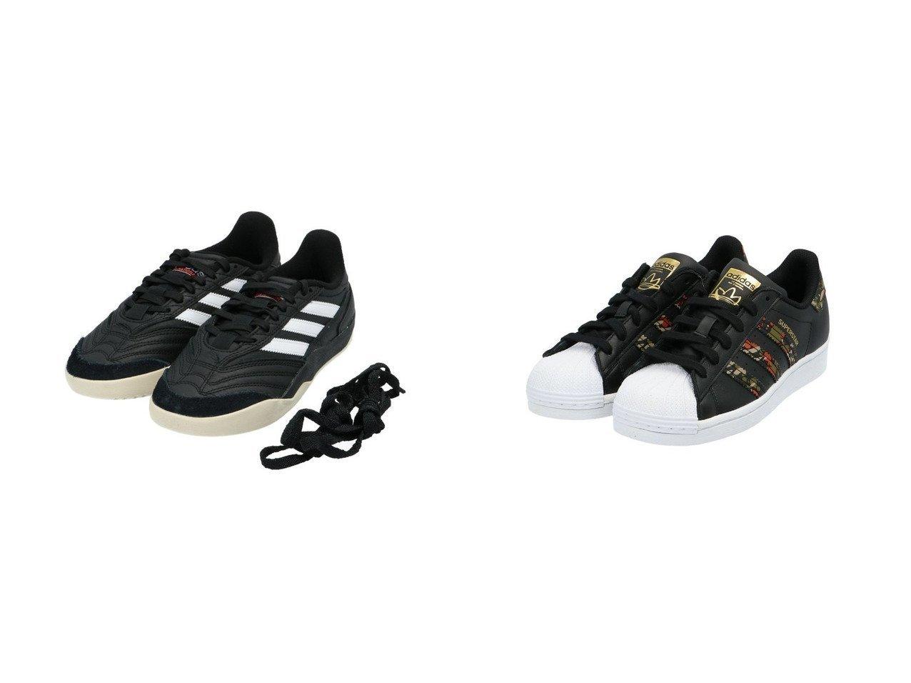 【adidas Originals/アディダス オリジナルス】のスーパースター Superstar アディダスオリジナルス FX5539 FX5540 FY7713&【アディダス スケートボーディング】コパ ナショナーレ Copa Nationale 【シューズ・靴】おすすめ!人気、トレンド・レディースファッションの通販 おすすめで人気の流行・トレンド、ファッションの通販商品 メンズファッション・キッズファッション・インテリア・家具・レディースファッション・服の通販 founy(ファニー) https://founy.com/ ファッション Fashion レディースファッション WOMEN サッカー シューズ スニーカー スポーツ スリッポン フィット ミックス ラバー レギュラー NEW・新作・新着・新入荷 New Arrivals |ID:crp329100000028475