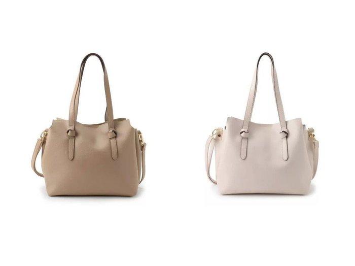 【SHOO LA RUE / DRESKIP/シューラルー ドレスキップ】のノットハンドルあおりトート 【バッグ・鞄】おすすめ!人気、トレンド・レディースファッションの通販 おすすめ人気トレンドファッション通販アイテム 人気、トレンドファッション・服の通販 founy(ファニー) ファッション Fashion レディースファッション WOMEN バッグ Bag ポケット |ID:crp329100000028518