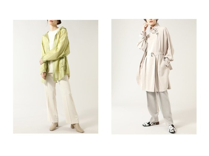 【ROSE BUD/ローズバッド】のシアージャケット&ポンチョコート 【アウター】おすすめ!人気、トレンド・レディースファッションの通販 おすすめファッション通販アイテム インテリア・キッズ・メンズ・レディースファッション・服の通販 founy(ファニー) https://founy.com/ ファッション Fashion レディースファッション WOMEN アウター Coat Outerwear ジャケット Jackets ブルゾン Blouson/Jackets コート Coats ポンチョ Ponchos 2021年 2021 2021春夏・S/S SS/Spring/Summer/2021 S/S・春夏 SS・Spring/Summer おすすめ Recommend インナー シアー ジャケット スタンド トレンド ブルゾン ロング 春 Spring |ID:crp329100000028556