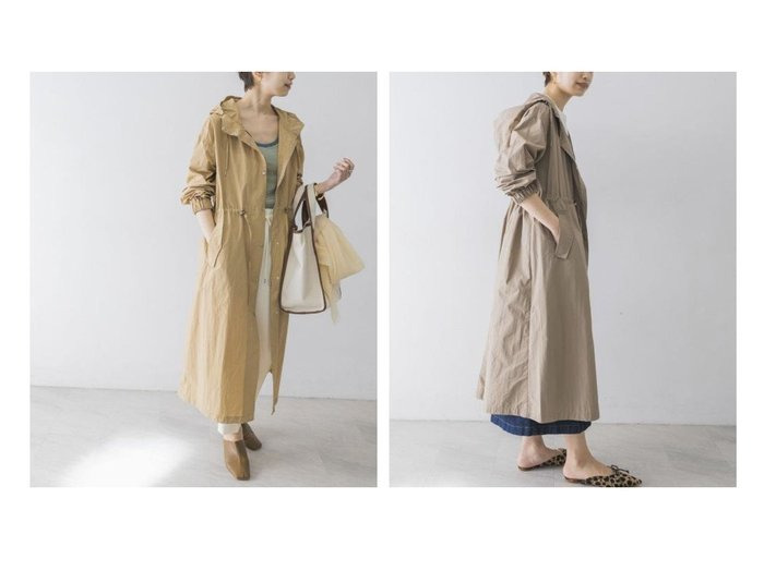 【URBAN RESEARCH/アーバンリサーチ】の【WEB限定】ドロストマウンテンパーカー 【アウター】おすすめ!人気、トレンド・レディースファッションの通販 おすすめファッション通販アイテム レディースファッション・服の通販 founy(ファニー) ファッション Fashion レディースファッション WOMEN アウター Coat Outerwear トップス・カットソー Tops/Tshirt パーカ Sweats 春 Spring デニム パーカー プリント ポケット ロング ワイド 再入荷 Restock/Back in Stock/Re Arrival |ID:crp329100000028566