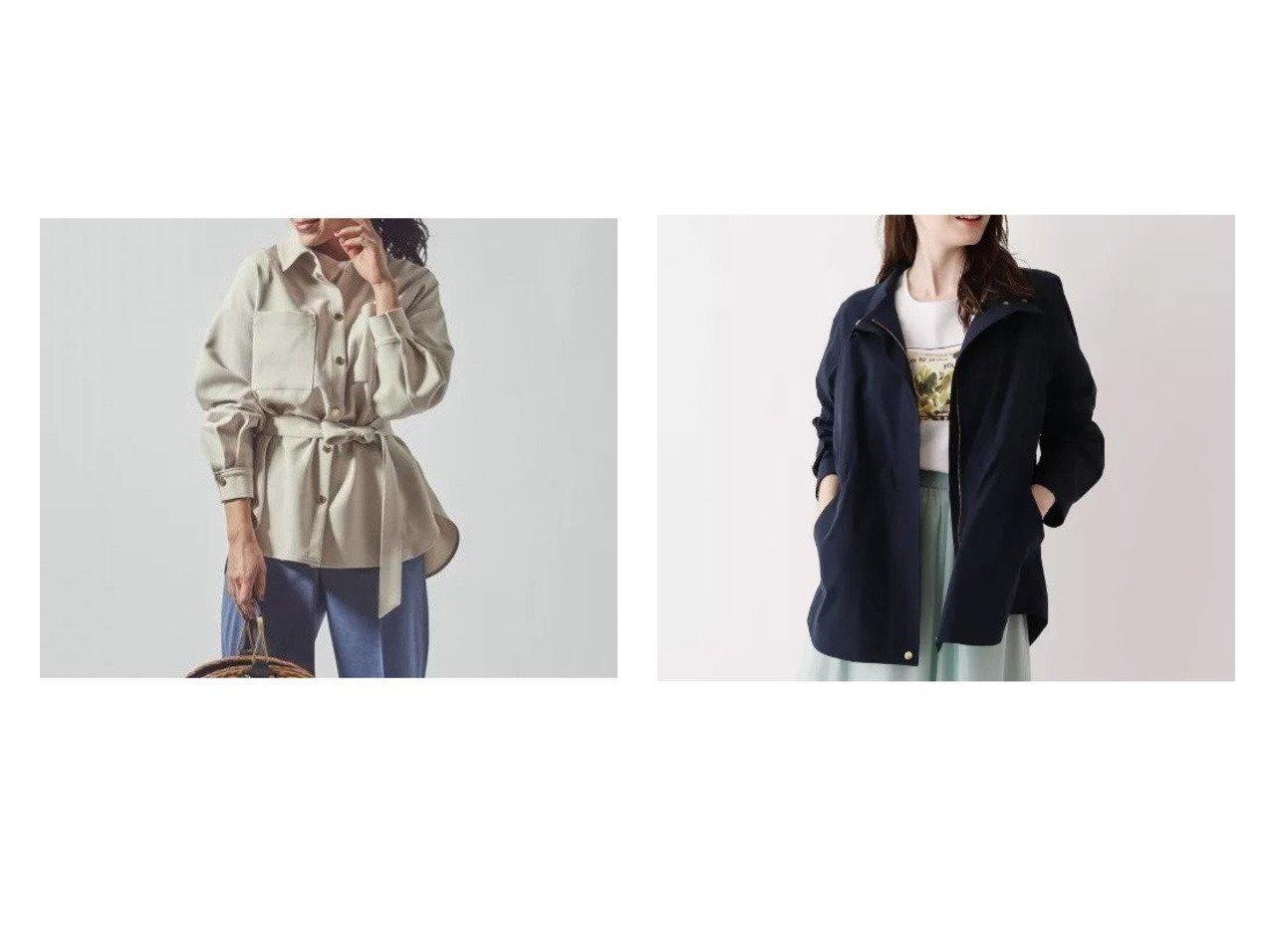 【SOUP/スープ】のベンタイルシェイプジャケット&【Viaggio Blu/ビアッジョブルー】のウエストベルト付きダブルクロスCPOジャケット 【アウター】おすすめ!人気、トレンド・レディースファッションの通販 おすすめで人気の流行・トレンド、ファッションの通販商品 メンズファッション・キッズファッション・インテリア・家具・レディースファッション・服の通販 founy(ファニー) https://founy.com/ ファッション Fashion レディースファッション WOMEN アウター Coat Outerwear ジャケット Jackets ベルト Belts ブルゾン Blouson/Jackets ジャケット ダブル ボトム おすすめ Recommend インナー シェイプ スポーティ パープル ブルゾン ポケット |ID:crp329100000028575