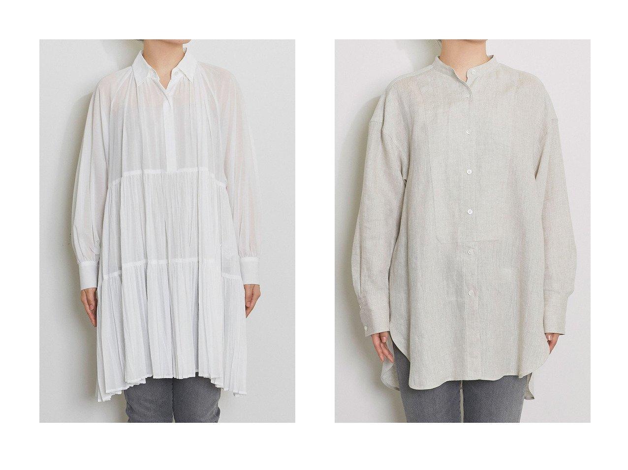 【Whim Gazette/ウィムガゼット】のシフォンティアードシャツワンピース&リネンドレスシャツ 【ワンピース・ドレス】おすすめ!人気、トレンド・レディースファッションの通販 おすすめで人気の流行・トレンド、ファッションの通販商品 メンズファッション・キッズファッション・インテリア・家具・レディースファッション・服の通販 founy(ファニー) https://founy.com/ ファッション Fashion レディースファッション WOMEN ワンピース Dress シャツワンピース Shirt Dresses トップス・カットソー Tops/Tshirt シャツ/ブラウス Shirts/Blouses ドレス Party Dresses 2021年 2021 2021春夏・S/S SS/Spring/Summer/2021 S/S・春夏 SS・Spring/Summer エアリー ギャザー シフォン デニム プリーツ 春 Spring |ID:crp329100000028599