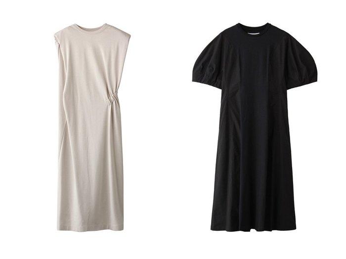 【AKIRANAKA/アキラナカ】のLieve タックスリーブドレス&Cheryl ドレス 【ワンピース・ドレス】おすすめ!人気、トレンド・レディースファッションの通販 おすすめファッション通販アイテム インテリア・キッズ・メンズ・レディースファッション・服の通販 founy(ファニー) https://founy.com/ ファッション Fashion レディースファッション WOMEN ワンピース Dress ドレス Party Dresses 2021年 2021 2021春夏・S/S SS/Spring/Summer/2021 S/S・春夏 SS・Spring/Summer アシンメトリー ギャザー ドレス ノースリーブ 春 Spring |ID:crp329100000028606