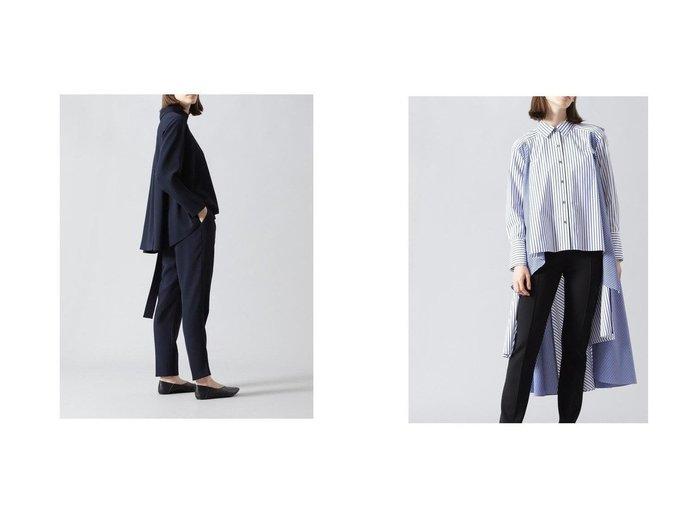 【ADORE/アドーア】のドライポンチパンツ&ドライタッチジョーゼットパンツ 【パンツ】おすすめ!人気、トレンド・レディースファッションの通販 おすすめファッション通販アイテム レディースファッション・服の通販 founy(ファニー) ファッション Fashion レディースファッション WOMEN パンツ Pants NEW・新作・新着・新入荷 New Arrivals シンプル ジョーゼット スタンダード センター バランス ボンディング おすすめ Recommend ジャージ スリム |ID:crp329100000028642