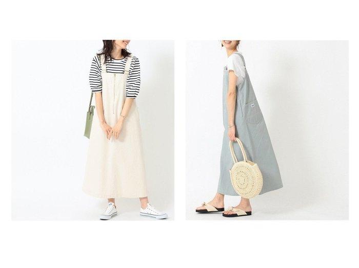 【B:MING by BEAMS/ビーミング by ビームス】のLee * 別注 ジャンパースカート 21SS 【スカート】おすすめ!人気、トレンド・レディースファッションの通販 おすすめファッション通販アイテム レディースファッション・服の通販 founy(ファニー) ファッション Fashion レディースファッション WOMEN スカート Skirt NEW・新作・新着・新入荷 New Arrivals 2021年 2021 2021春夏・S/S SS/Spring/Summer/2021 S/S・春夏 SS・Spring/Summer インナー スペシャル 別注 春 Spring |ID:crp329100000028657