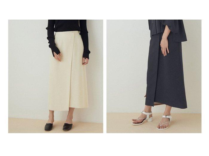 【ADAM ET ROPE'/アダム エ ロペ】の【セットアップ対応】リネンライクスカート 【スカート】おすすめ!人気、トレンド・レディースファッションの通販 おすすめファッション通販アイテム インテリア・キッズ・メンズ・レディースファッション・服の通販 founy(ファニー) https://founy.com/ ファッション Fashion レディースファッション WOMEN セットアップ Setup スカート Skirt 春 Spring 今季 シンプル ジャケット ストレッチ セットアップ ベーシック ラップ リネン 2021年 2021 S/S・春夏 SS・Spring/Summer 2021春夏・S/S SS/Spring/Summer/2021 NEW・新作・新着・新入荷 New Arrivals |ID:crp329100000028663