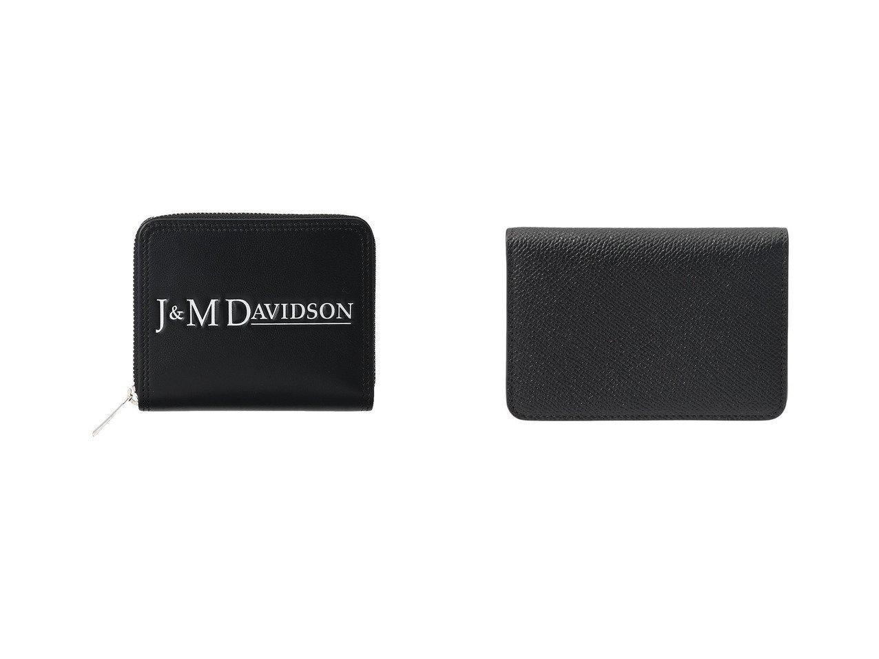 【MAISON MARGIELA/メゾン マルジェラ】の【UNISEX】グレイニーレザーカードケース 名刺入れ&【J&M DAVIDSON/ジェイアンドエム デヴィッドソン】のSMALL ZIP WALLET(Logo) おすすめ!人気トレンド・レディースファッションの通販 おすすめで人気の流行・トレンド、ファッションの通販商品 メンズファッション・キッズファッション・インテリア・家具・レディースファッション・服の通販 founy(ファニー) https://founy.com/ ファッション Fashion レディースファッション WOMEN カードケース/名刺入れ Card Cases 財布 Wallets 2021年 2021 2021春夏・S/S SS/Spring/Summer/2021 S/S・春夏 SS・Spring/Summer UNISEX おすすめ Recommend シンプル スタイリッシュ スマート ポケット 春 Spring ウォレット コイン コンパクト 財布 |ID:crp329100000028941