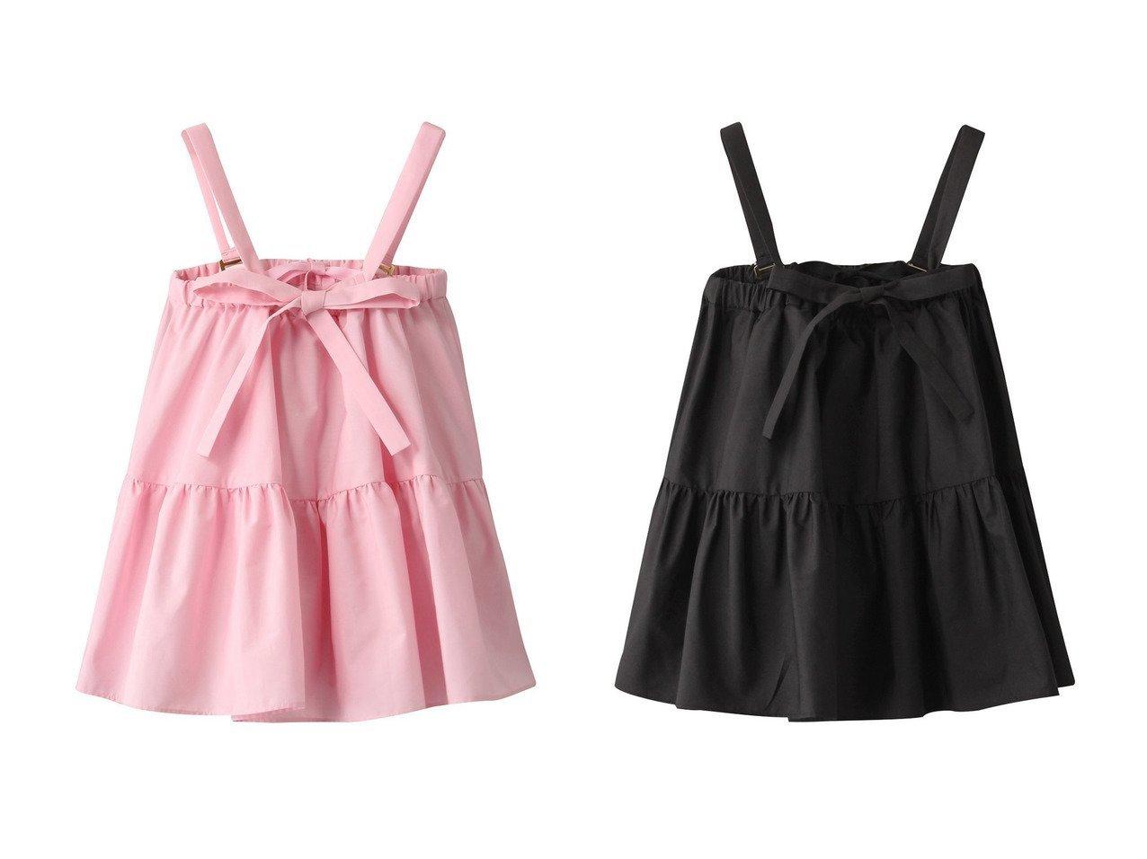 【AMICA / KIDS/アミカ】の【Baby&Kids】2wayクリノリンドレス 【KIDS】子供服のおすすめ!人気トレンド・キッズファッションの通販 おすすめで人気の流行・トレンド、ファッションの通販商品 メンズファッション・キッズファッション・インテリア・家具・レディースファッション・服の通販 founy(ファニー) https://founy.com/ ファッション Fashion キッズファッション KIDS ワンピース Dress/Kids 2021年 2021 2021春夏・S/S SS/Spring/Summer/2021 S/S・春夏 SS・Spring/Summer おすすめ Recommend チュニック ドレス 春 Spring  ID:crp329100000028961