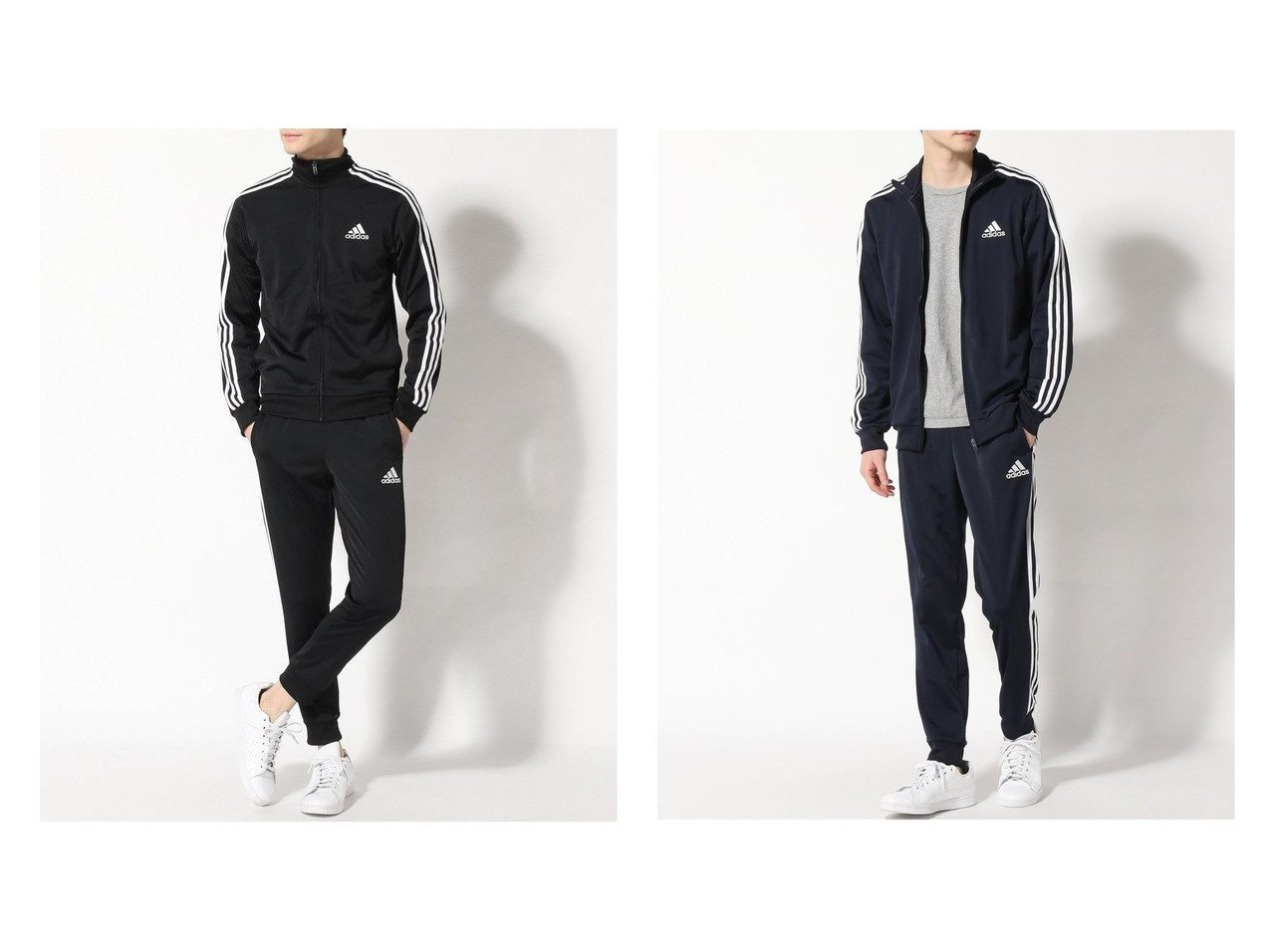【adidas Sports Performance / MEN/アディダス スポーツ パフォーマンス】のPRIMEGREEN エッセンシャルズ 3ストライプス トラックスーツ Primegreen Essentials 3-Stripes Track Suit アディダス 【MEN】おすすめ!人気トレンド・男性、メンズファッションの通販 おすすめで人気の流行・トレンド、ファッションの通販商品 メンズファッション・キッズファッション・インテリア・家具・レディースファッション・服の通販 founy(ファニー) https://founy.com/ ファッション Fashion メンズファッション MEN クラシック ジャケット ジャージ スポーツ スーツ セットアップ ビンテージ フィット ポケット ミックス 水着 レギュラー |ID:crp329100000028986