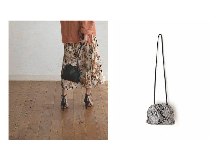 【marjour/マージュール】のマシュマロバッグパイソン MARSHMALLOW BAG(PYTHON)&マシュマロバッグ MARSHMALLOW BAG(BLACK) おすすめ!人気、トレンド・レディースファッションの通販  おすすめファッション通販アイテム レディースファッション・服の通販 founy(ファニー) ファッション Fashion レディースファッション WOMEN クラッチ パイソン リアル |ID:crp329100000029020
