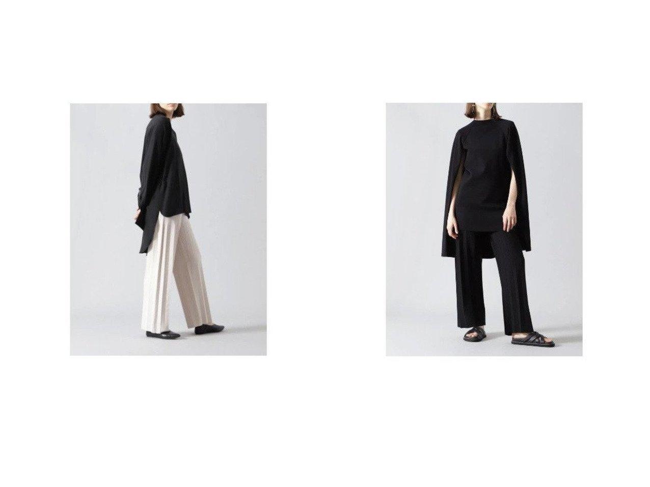 【ADORE/アドーア】のクリアストレッチニットパンツ 【パンツ】おすすめ!人気、トレンド・レディースファッションの通販 おすすめで人気の流行・トレンド、ファッションの通販商品 メンズファッション・キッズファッション・インテリア・家具・レディースファッション・服の通販 founy(ファニー) https://founy.com/ ファッション Fashion レディースファッション WOMEN パンツ Pants スタンダード ストレッチ セットアップ プリーツ |ID:crp329100000029101