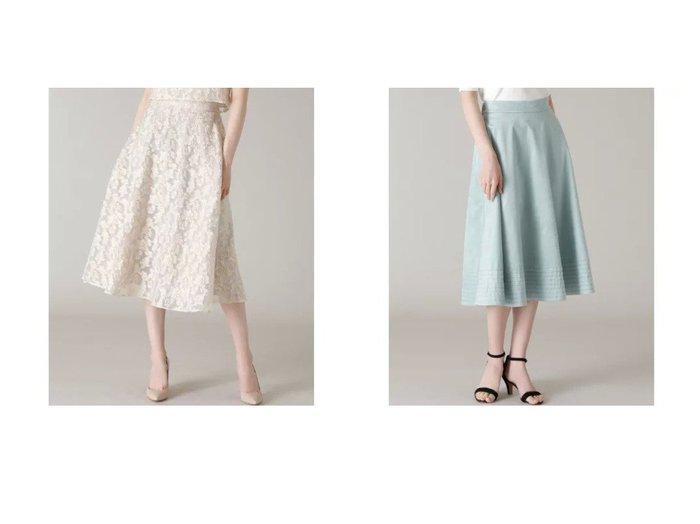 【ef-de/エフデ】の《Maglie par ef-de》フェイクスエードスカート《KOMASUEDE》&《M Maglie le cassetto》シアージャガードスカート 【スカート】おすすめ!人気、トレンド・レディースファッションの通販 おすすめ人気トレンドファッション通販アイテム 人気、トレンドファッション・服の通販 founy(ファニー) ファッション Fashion レディースファッション WOMEN スカート Skirt イタリア エレガント オーガンジー クラシカル シルク セットアップ ネオン フレア モチーフ 春 Spring シンプル スエード ストレッチ ポケット |ID:crp329100000029128