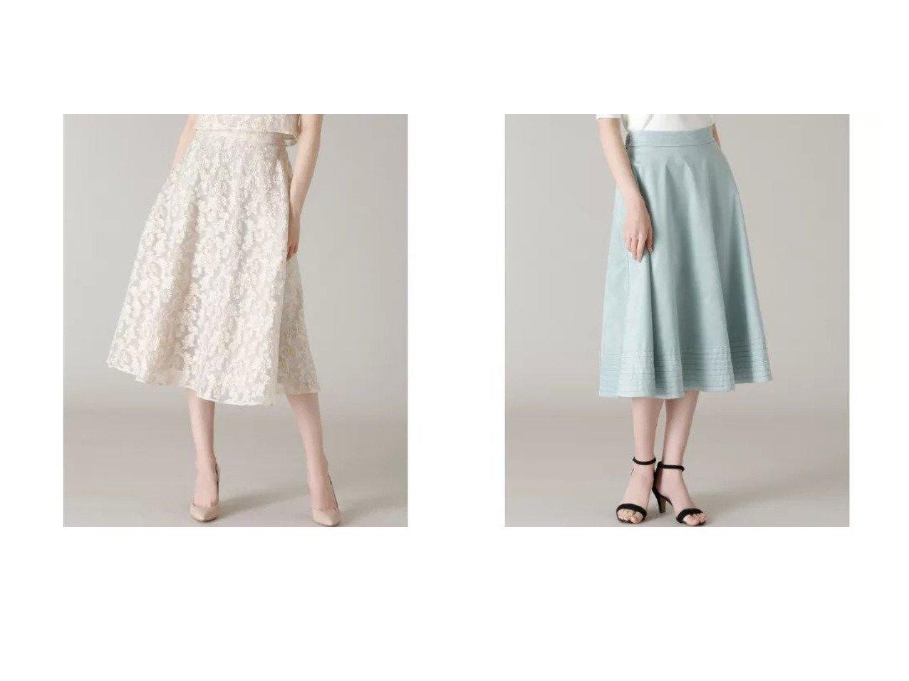 【ef-de/エフデ】の《Maglie par ef-de》フェイクスエードスカート《KOMASUEDE》&《M Maglie le cassetto》シアージャガードスカート 【スカート】おすすめ!人気、トレンド・レディースファッションの通販 おすすめで人気の流行・トレンド、ファッションの通販商品 メンズファッション・キッズファッション・インテリア・家具・レディースファッション・服の通販 founy(ファニー) https://founy.com/ ファッション Fashion レディースファッション WOMEN スカート Skirt 春 Spring シンプル スエード ストレッチ フレア ポケット イタリア エレガント オーガンジー クラシカル シルク セットアップ ネオン モチーフ |ID:crp329100000029128