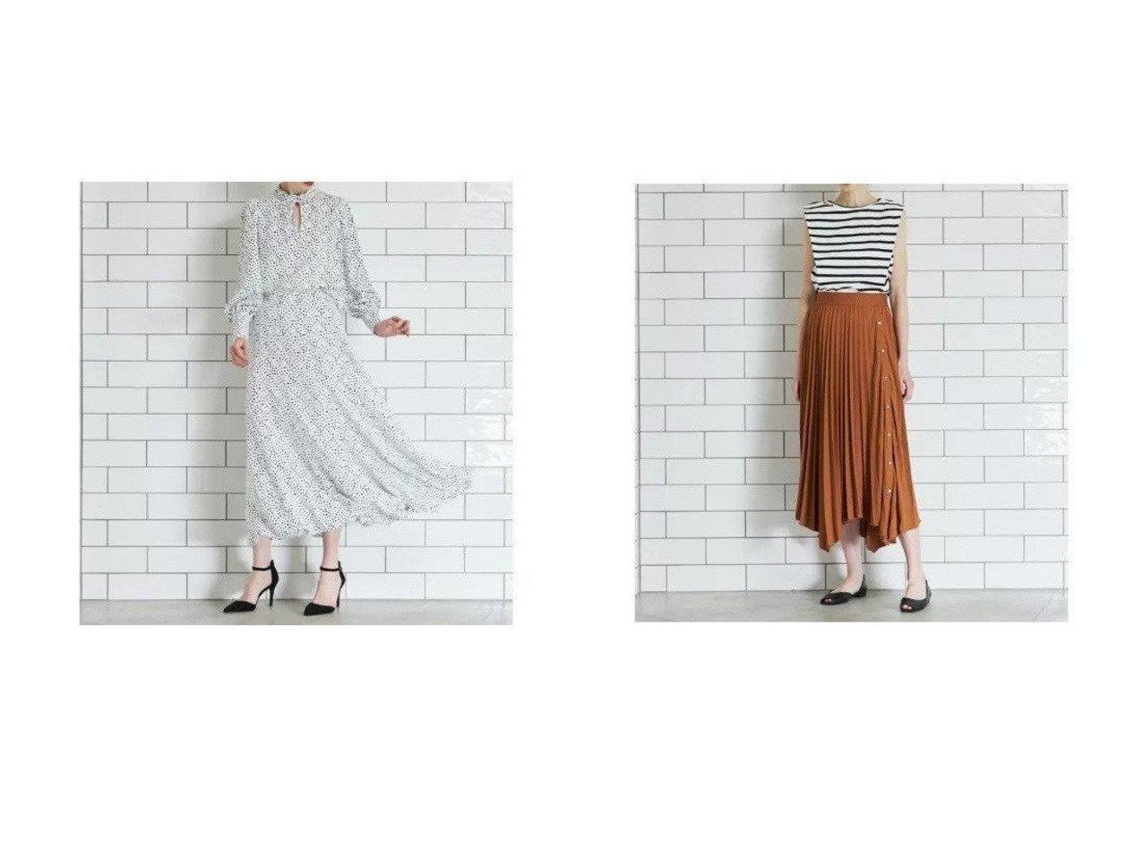 【CLEAR IMPRESSION/クリアインプレッション】の《INED CLARO》カットプリーツスカート&《INED CLARO》ダルメシアンプリントフレアスカート 【スカート】おすすめ!人気、トレンド・レディースファッションの通販 おすすめで人気の流行・トレンド、ファッションの通販商品 メンズファッション・キッズファッション・インテリア・家具・レディースファッション・服の通販 founy(ファニー) https://founy.com/ ファッション Fashion レディースファッション WOMEN スカート Skirt プリーツスカート Pleated Skirts Aライン/フレアスカート Flared A-Line Skirts カットソー スリット ドット フロント プリーツ レギンス セットアップ フレアースカート |ID:crp329100000029129