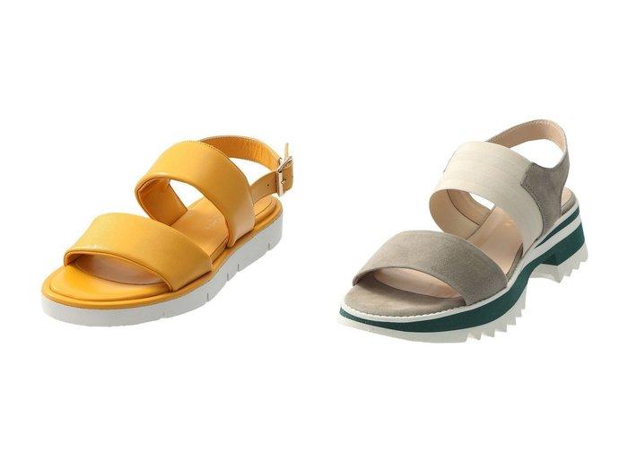 【PLAIN PEOPLE/プレインピープル】の【LUCA GROSSI】レザーストラップサンダル&【CORSO ROMA9】レザーストラップサンダル 【シューズ・靴】おすすめ!人気、トレンド・レディースファッションの通販 おすすめファッション通販アイテム レディースファッション・服の通販 founy(ファニー) ファッション Fashion レディースファッション WOMEN サンダル スポーティ なめらか サマー フェミニン |ID:crp329100000029167