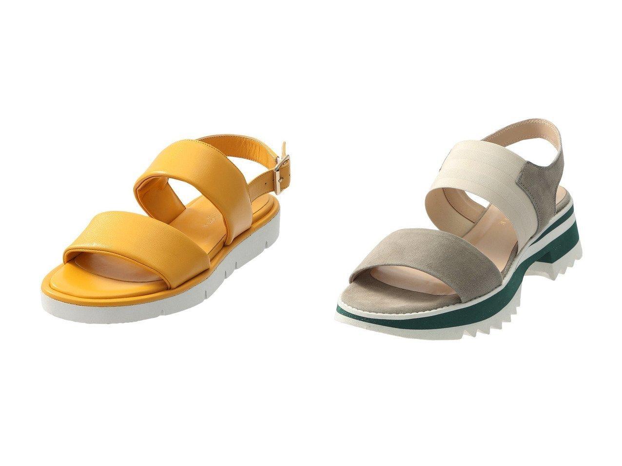 【PLAIN PEOPLE/プレインピープル】の【LUCA GROSSI】レザーストラップサンダル&【CORSO ROMA9】レザーストラップサンダル 【シューズ・靴】おすすめ!人気、トレンド・レディースファッションの通販 おすすめで人気の流行・トレンド、ファッションの通販商品 メンズファッション・キッズファッション・インテリア・家具・レディースファッション・服の通販 founy(ファニー) https://founy.com/ ファッション Fashion レディースファッション WOMEN サンダル スポーティ なめらか サマー フェミニン  ID:crp329100000029167