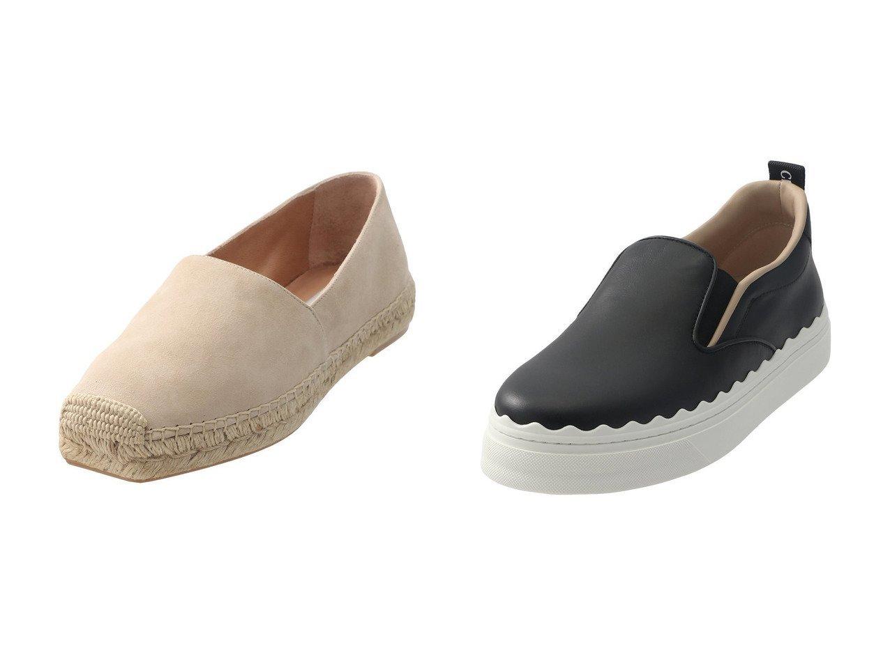 【PELLICO/ペリーコ】の【PELLICO SUNNY】スエードエスパドリーユ&【CHLOE/クロエ】のLAUREN スリッポン 【シューズ・靴】おすすめ!人気、トレンド・レディースファッションの通販 おすすめで人気の流行・トレンド、ファッションの通販商品 メンズファッション・キッズファッション・インテリア・家具・レディースファッション・服の通販 founy(ファニー) https://founy.com/ ファッション Fashion レディースファッション WOMEN スニーカー スポーティ スリッポン モダン 人気 厚底 おすすめ Recommend シューズ スエード フラット  ID:crp329100000029170