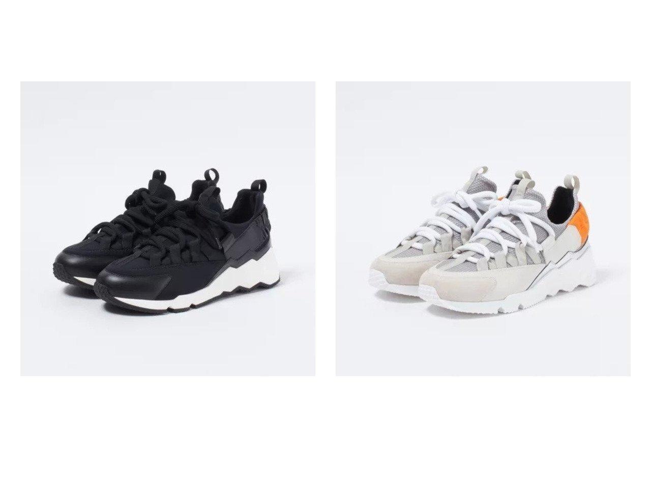 【PIERRE HARDY/ピエール アルディ】のTREK COMET(ブラック)&TREK COMET(オフホワイト オレンジ) 【シューズ・靴】おすすめ!人気、トレンド・レディースファッションの通販 おすすめで人気の流行・トレンド、ファッションの通販商品 メンズファッション・キッズファッション・インテリア・家具・レディースファッション・服の通販 founy(ファニー) https://founy.com/ 雑誌掲載アイテム Magazine Items ファッション雑誌 Fashion Magazines エクラ eclat ファッション Fashion レディースファッション WOMEN 4月号 オレンジ シューズ スニーカー 人気 春 Spring 雑誌  ID:crp329100000029173